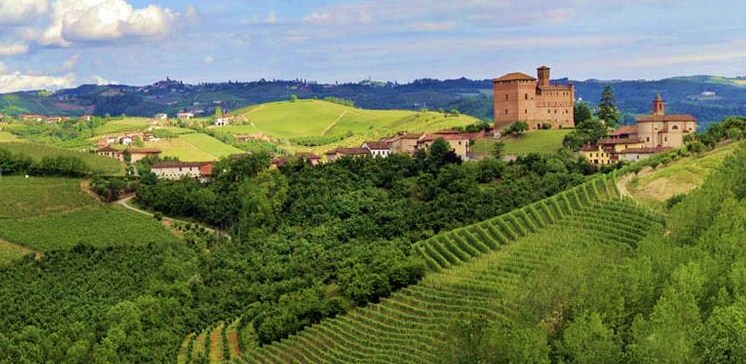 The Piedmontese Regional Enoteca at Grinzane Cavour Castle