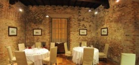 Ristorante al Castello Grinzane Cavour 280x132 The Piedmontese Regional Enoteca at Grinzane Cavour Castle
