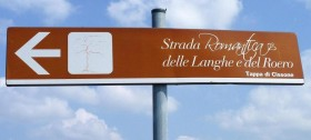 Strada Romantica Tappa di Cissone 280x126 Discover the Romantic Road of Langhe and Roero