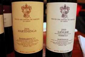 Marchesi di Gresy Barbaresco Martinenga 2006 280x186 Italian reds and whites tasting with Brian Larky of Dalla Terra