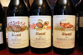 Vietti Barbera dAlba Scarrone Vigna Vecchia 2006 280x187 Italian reds and whites tasting with Brian Larky of Dalla Terra