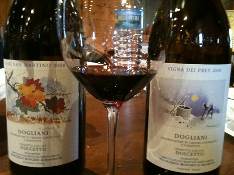 Dolcetto di Dogliani Dolcetto di Dogliani  Vini DOC Italian