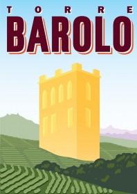 Logo TorreBarolo large 198x280 February 2011 promotion: win 3 nights at TorreBarolo!